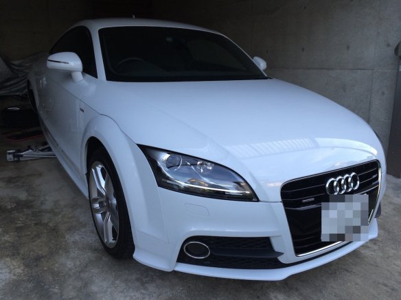 Audi(アウディ)TT