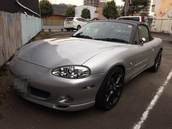 マツダ Roadster(ロードスター)