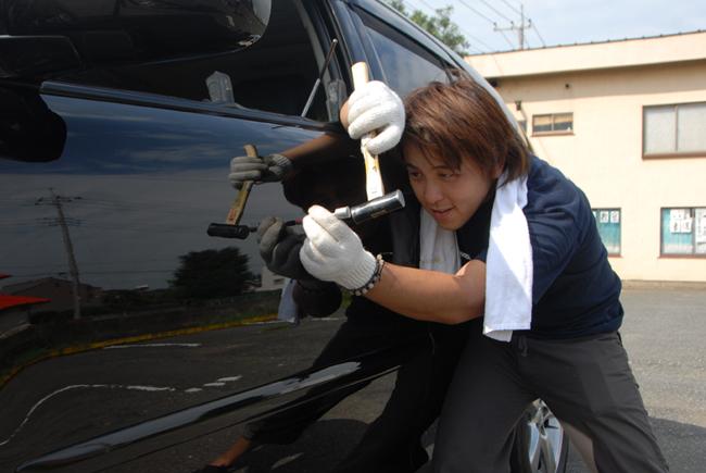 デントリペアヘコミ救急隊の加盟店募集
