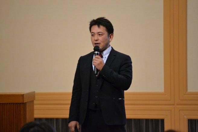 弘前商工会青年部にてヘコミ救急隊について講演しました。